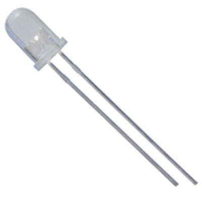 NTE Electronics NTE30052 Infrared Phototransistor 900nm 5mm Vceo=30V