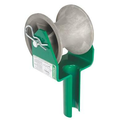 "Greenlee 441-2-1/2 Cable Feeding Sheave for 2-1/2"" Conduit"