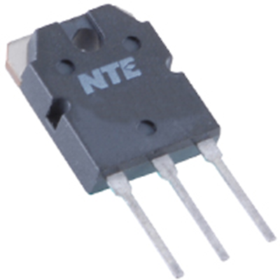 NTE Electronics NTE36 Transistor NPN Silicon TO-3P AUD PWR AMP/HI Current Switch