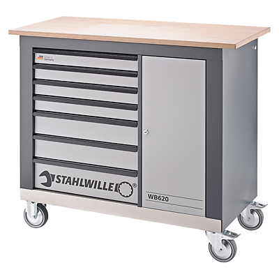 Stahlwille 85010620 WB620 Mobile Workbench
