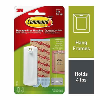 Command Sawtooth Picture Hanger 17040ES
