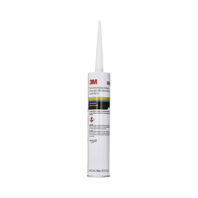 3M™ Fast Cure Auto Glass Urethane, 08690, 10.5 fl oz Cartridge