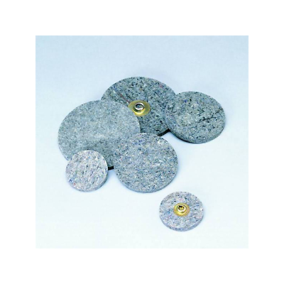 Standard Abrasives™ Quick Change TSM Felt Polishing Disc 840100, 1 in