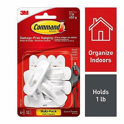 Command Small Utility Hook Value Pack 17002-6ES