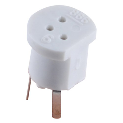 NTE Electronics NTE417 Socket For 3-lead TO-18 Type Package