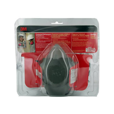 3M™ Professional Multi-purpose Drop Down Respirator 62023DHA1-C, 1/pk