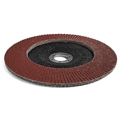 3M™ Cubitron™ II Flap Disc 967A, T27, 7 in x 7/8 in, 40+ Y-weight