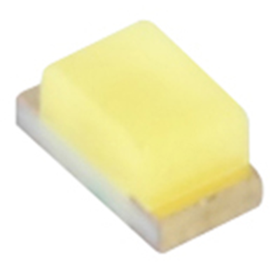 NTE Electronics NTE30020 LED-0603 SURFACE MOUNT SUPER WHITE YELLOW DIFFUSED LENS