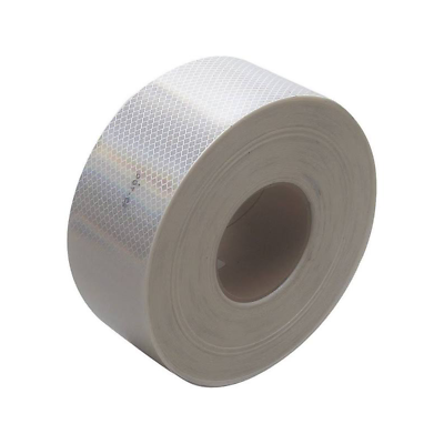 3M™ Diamond Grade™ Conspicuity Markings 983-10 White, 3 in x 50 yd