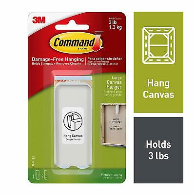 Command Large Canvas Hanger 17044-ES