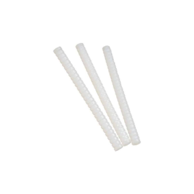 3M™ Hot Melt Adhesive 3764 Q Clear, 5/8 in x 8 in, 11 lb per case