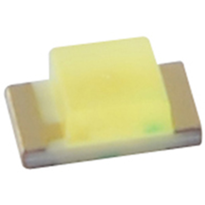 NTE Electronics NTE30024 LED-0805 SURFACE MOUNT SUPER WHITE YELLOW DIFFUSED LENS