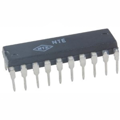 NTE Electronics NTE1827 INTEGRATED CIRCUIT VIF AND SIF CIRCUIT FOR TV/VCR 20-LEA