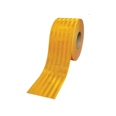 3M™ Diamond Grade™ School Bus Markings 983-71 Yellow, 1 in x 50 yd