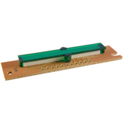 NTE Electronics NTE3114 LED-9-segment Green Bar Graph Display Common Anode