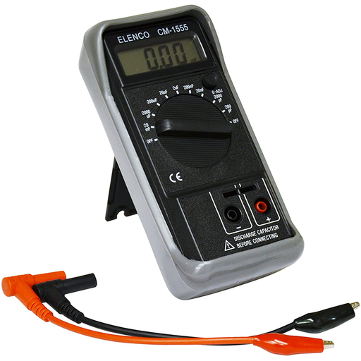 Elenco CM-1555 Digital Capacitance Meter