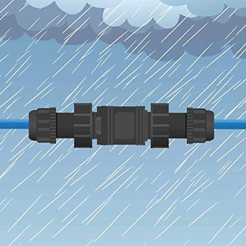 Platinum Tools 740C Waterproof RJ45 Splice Coupler