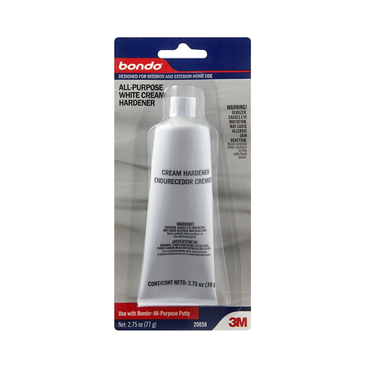 3M 20058 Bondo Home Solutions White Cream Hardener