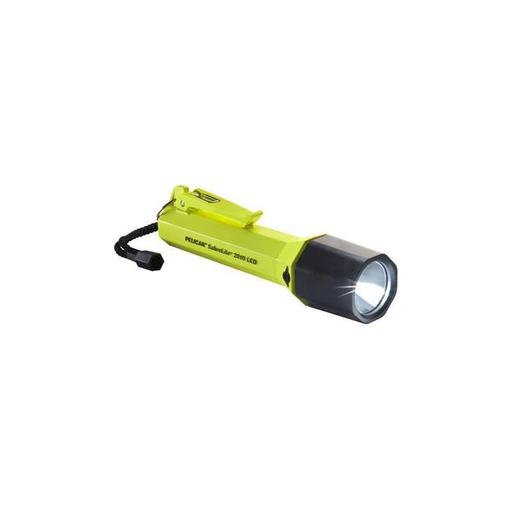 Pelican 2010-014-245 SabreLite 2010 LED Flashlight (Yellow)