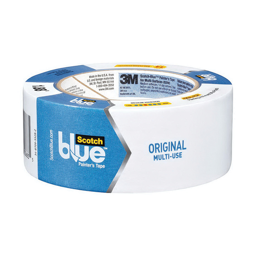 "3M 2090-24E Painter's Tape, Multi-Use, .94"" by 60yd."