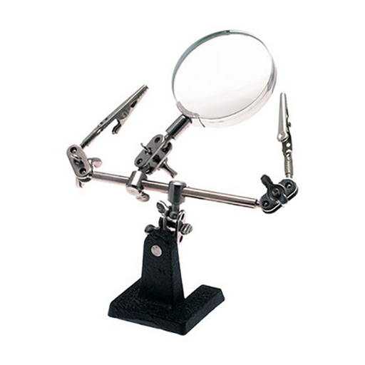 Aven 26000 Helping Hands Magnifier with Clamps