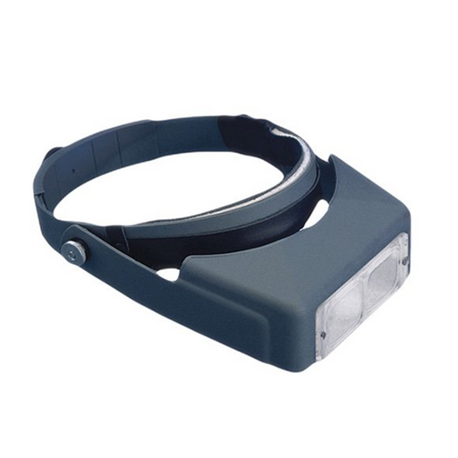 Aven 26104 2.5x OptiVisor Headband Magnifier