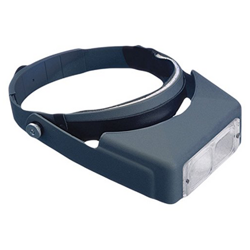Aven 26103 2x OptiVisor Headband Magnifier