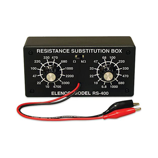 Elenco K-37 Resistor Substitution Box