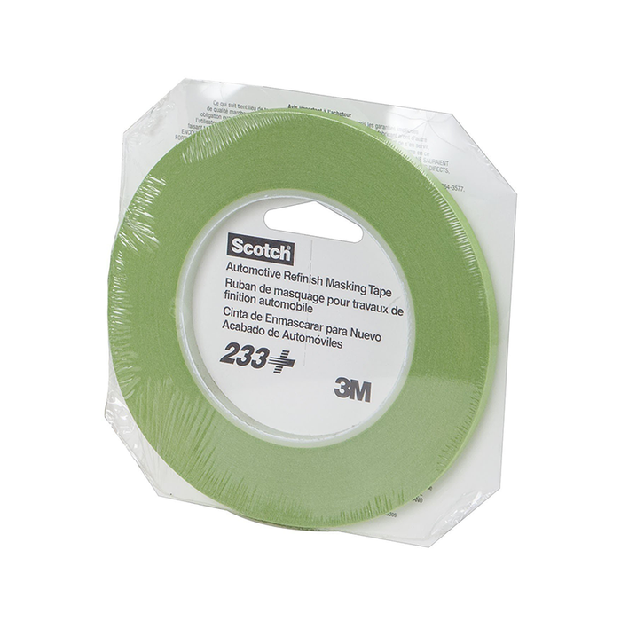 3M Scotch 26344 6mm x 55m 233+ Performance Masking Tape