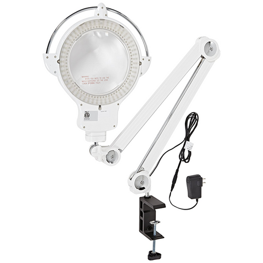 Aven 26508-LED ProVue Touch Magnifying Lamp with LED illumination