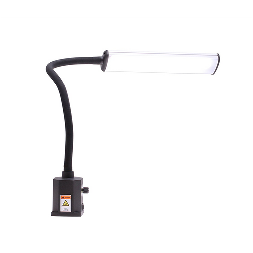 Aven 26528 Sirrus LED Lamp w/ Aluminum Head, 500mm Flex Arm & Mounting Clamp