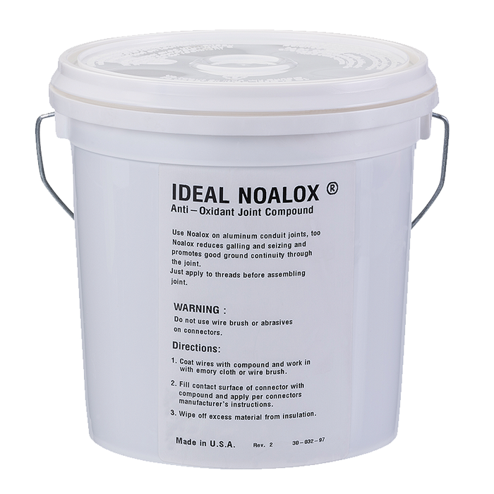 Ideal 30-032 Noalox Anti-Oxidant Compound (1-Gallon Pail)