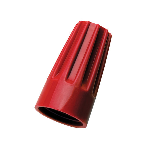 Ideal 30-076 Wire-Nut Wire Connector, Model 76B Red, 100/box