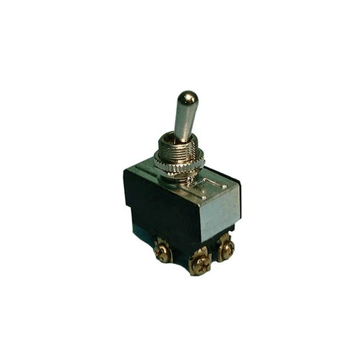 Philmore 30-312 H.D. Bat Handle Toggle Switch DPST 20A @125V ON-OFF