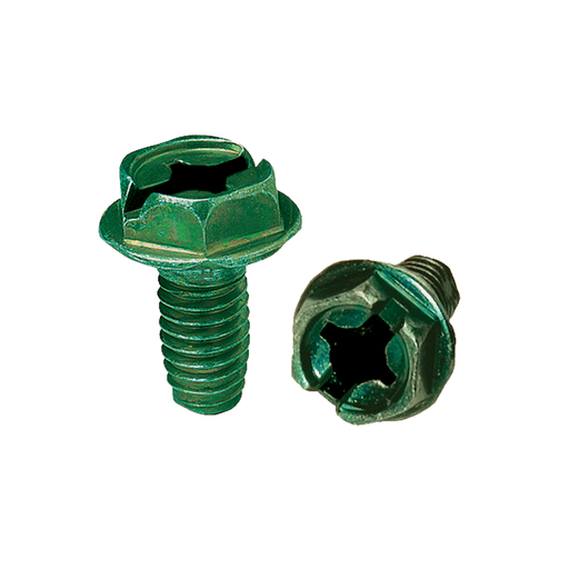 Ideal 30-3594 Thread Forming Ground Screw, 100/jar