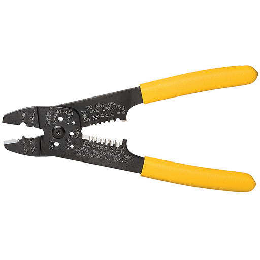 Ideal 30-428 Combo Crimp/Strip Tool