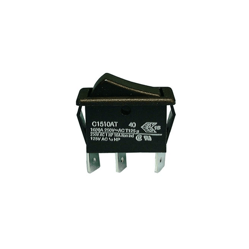 Philmore 30-460 Standard Rocker Switch SPDT 16A @125/250V ON-ON