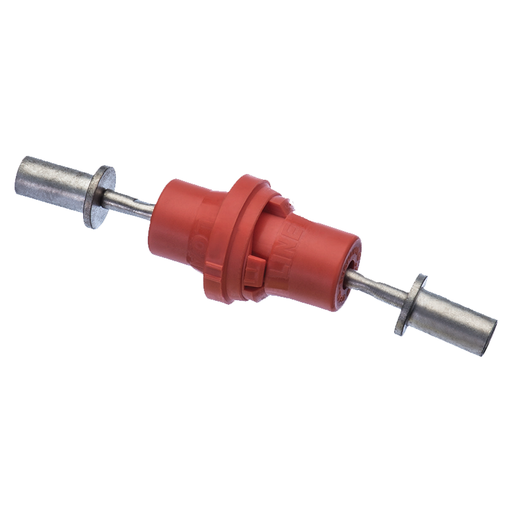 Ideal 30-HC2 SLK Fuseholder Only, Non-Breakaway Crimp, Fused, 1 Line/1 Load