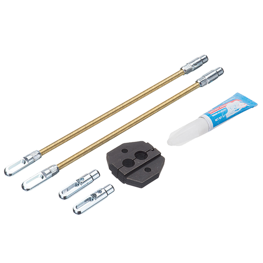 Ideal 31-164 S-Class Fish Tape, Die Set Kit