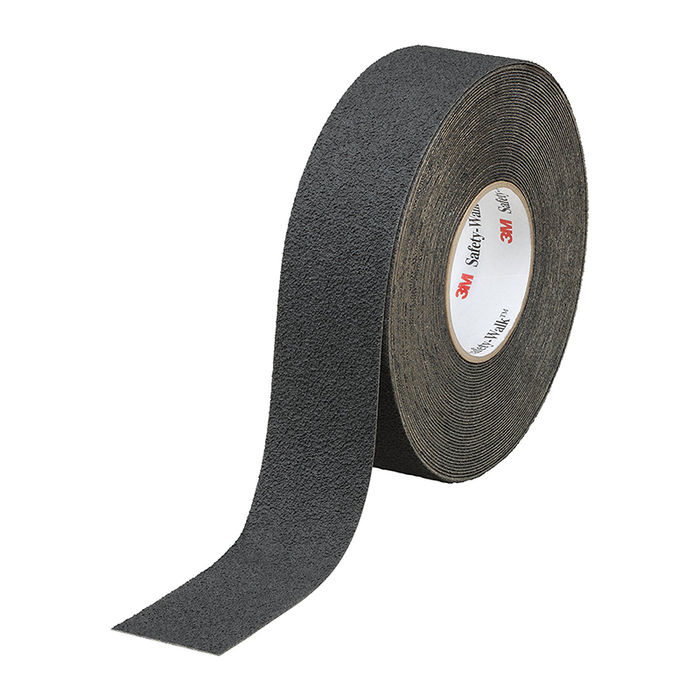 "3M 310 1"" x 60' Safety-Walk Slip-Resistant Medium Resilient Tapes and Treads, 4 Rolls"