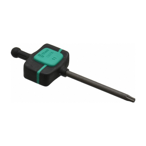 Wera 05026360001 IP6 x 33mm TorxPlus Flagdriver