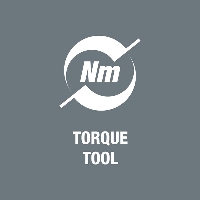 Wera 05028040001 IP6, 0.6 Nm TorxPlus Torque-indicator Screwdriver