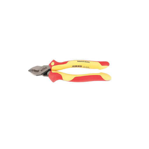 Wiha Tools 32927 Insulated Cable cutter,shear Cut,8 in