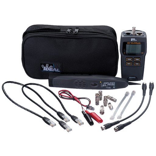 Ideal 33-866 Test-Tone-Trace VDV Test Kit