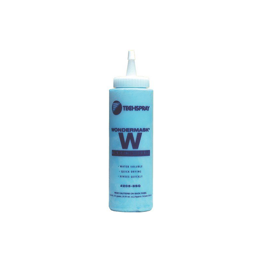 Techspray 2205-8SQ Wondermask W, 8 oz Squeeze Bottle