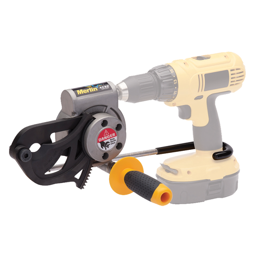 Ideal 35-077 Merlin ACSR Drill Powered Cable Cutter