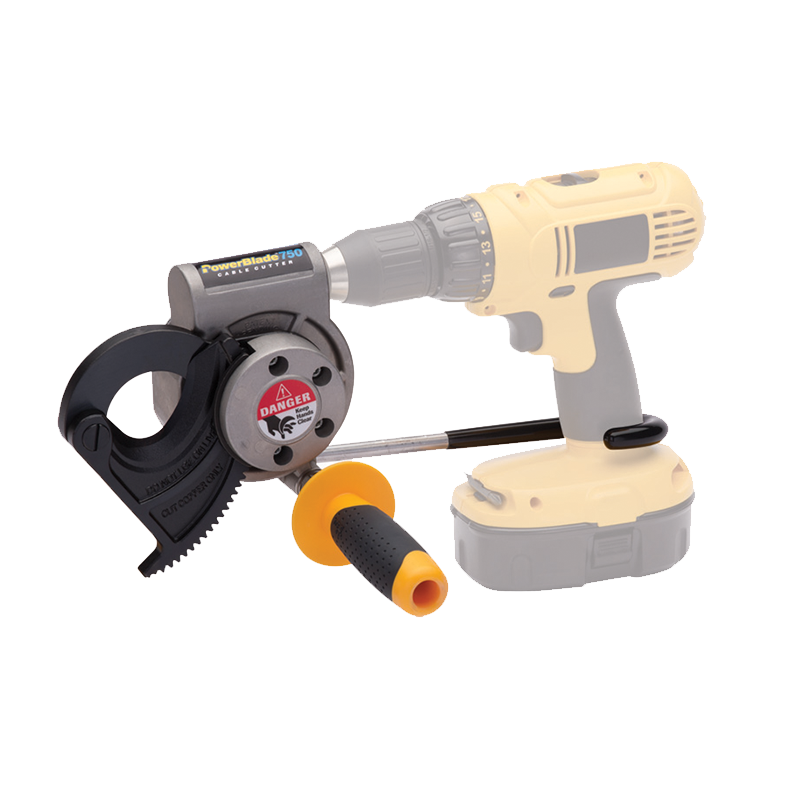 Ideal 35-078 PowerBlade Drill Powered Cable Cutter