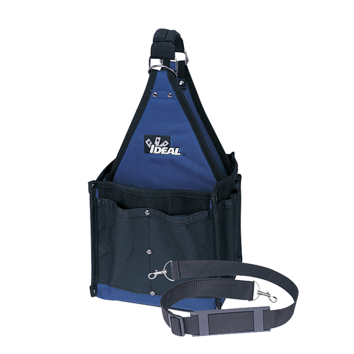 Ideal 35-441 Master Electrician's Tote Tool Bag