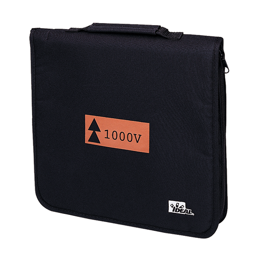 Ideal 35-9351 Tool Roll Case for Standard Kit (35-9301)