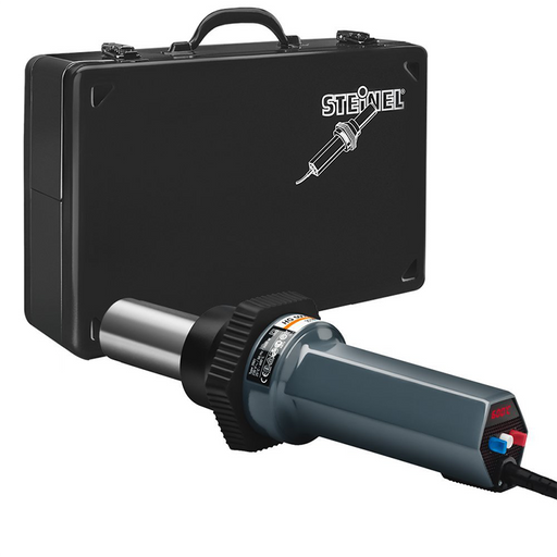 Steinel 35035 HG 5000E LCD Heat Gun with Case